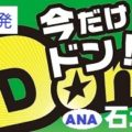 ANA 札幌発 石垣島 格安ツアーの決定版!