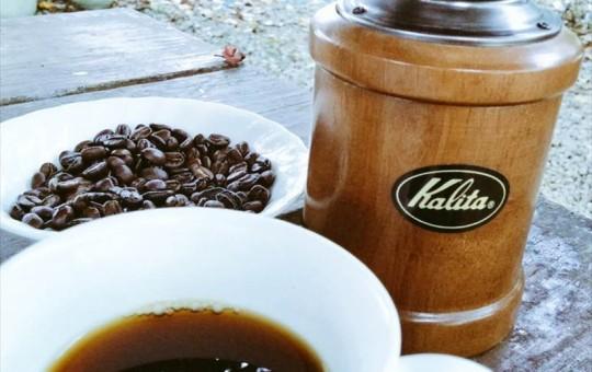 又吉コーヒー園 焙煎体験