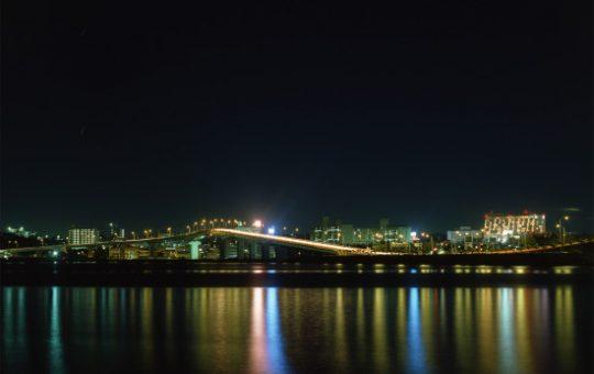 那覇港の夜景 イメージ