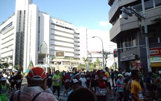 NAHAマラソン 当日 イメージ