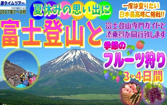 遊タイムツアー 富士山ツアー