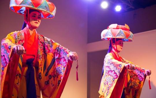 琉球舞姫イメージ