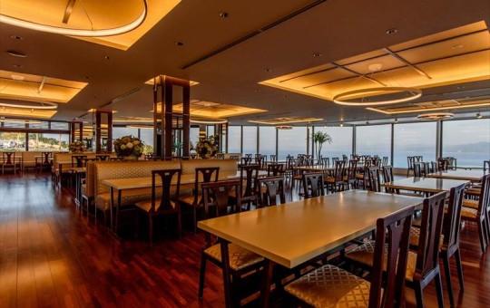 古宇利オーシャンタワー レストラン イメージ