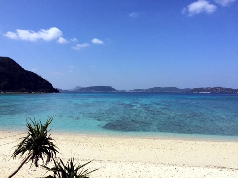トカシクビーチ イメージ