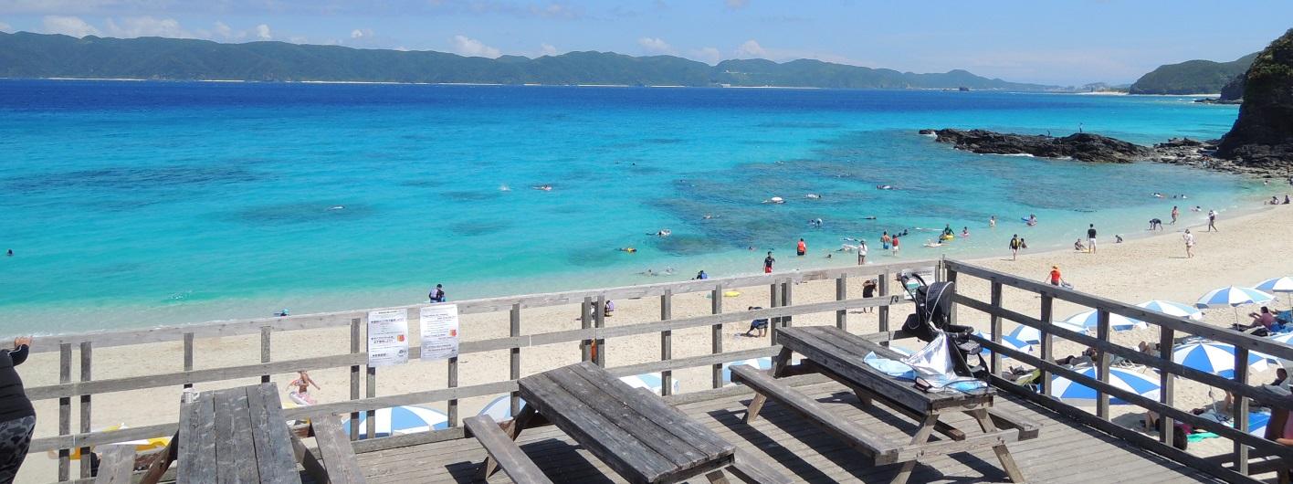 慶良間(ケラマ)海水浴ツアー受付中!夏休み、ゴールデンウィーク日帰り旅行