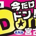 大阪発 ANA 宮古島チョイスプラン(格安ツアー)