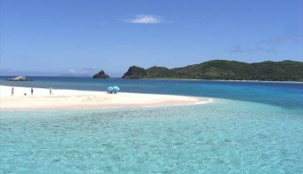 無人島 ガヒ島