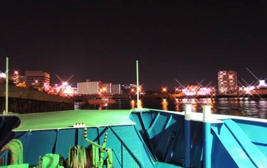 オルカ号 船首から イメージ