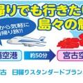那覇発、宮古島日帰り観光ツアーの決定版!!